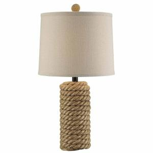 Rope Bolt - One Light Table Lamp