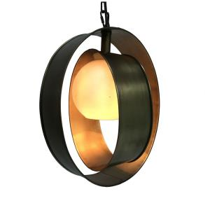 Niles - One Light Medium Round Pendant
