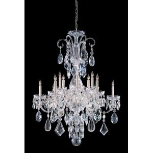 Traditional Crystal - Twelve Light Chandelier