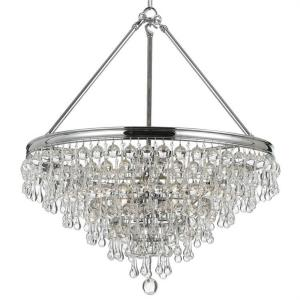 Calypso - Eight Light Chandelier