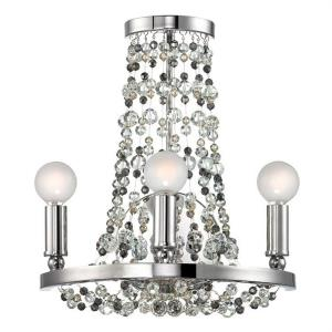 Channing - Three Light Wall Sconce