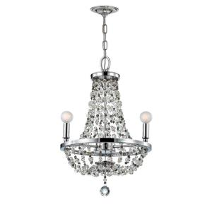 Channing - Three Light Mini Chandelier