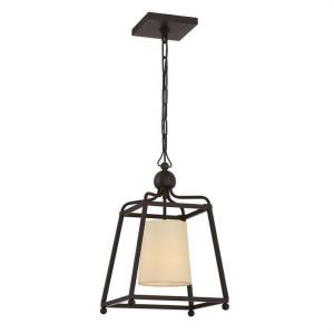 Sylvan - One Light Pendant in minimalist Style - 11.5 Inches Wide by 18.25 Inches High