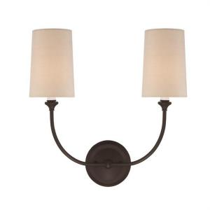 Sylvan - Two Light Wall Sconce