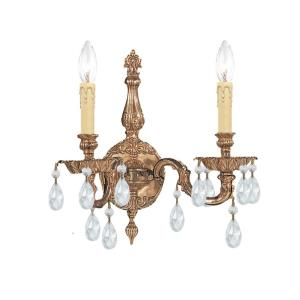 Cortland - Two Light Wall Sconce