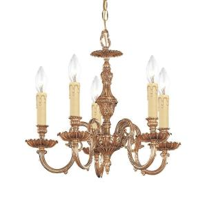 Novella - Five Light Mini Chandelier