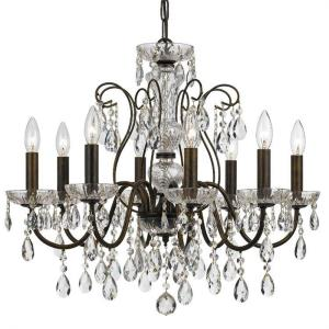 Butler - 8 Light Chandelier