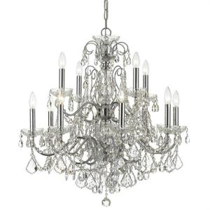 Imperial - Twelve Light Chandelier