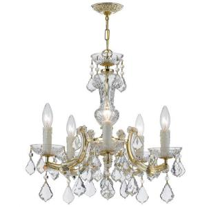 Maria Theresa - Five Light Chandelier