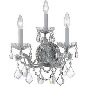 Maria Theresa - Three Light Wall Sconce