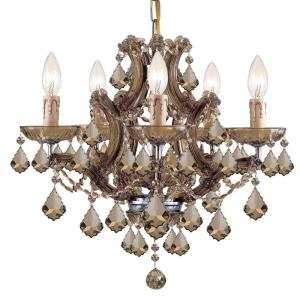 Maria Theresa - Six Light Mini Chandelier