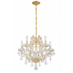 Maria Theresa - 6 Light Mini Chandelier
