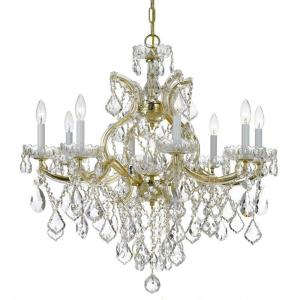 Maria Theresa - Eight Light Chandelier