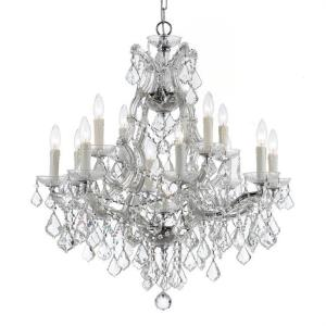 Maria Theresa - Twelve Light Chandelier