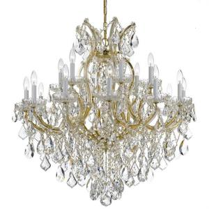 Maria Theresa - Eightteen Light Chandelier