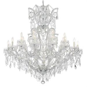 Maria Theresa - Twenty Four Light Chandelier
