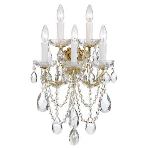 Maria Theresa - Five Light Wall Sconce