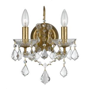 Filmore - Two Light Wall Sconce
