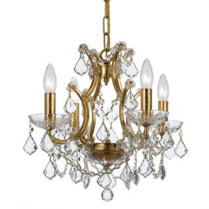Filmore - Four Light Chandelier