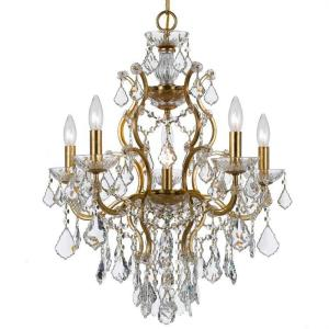 Filmore - Six Light Chandelier