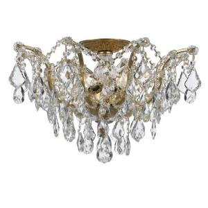 Filmore - Five Light Flush Mount