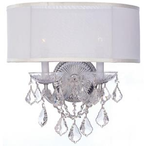 Brentwood - Two Light Wall Sconce