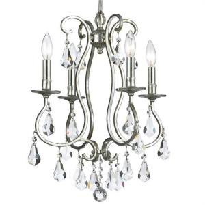 Ashton - Four Light Mini Chandelier