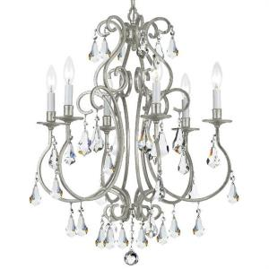 Ashton - Six Light Chandelier