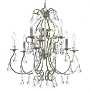 Ashton EX - Nine Light Chandelier