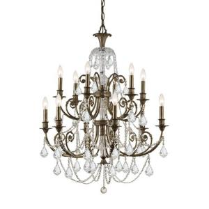 Regis - Twelve Light Chandelier