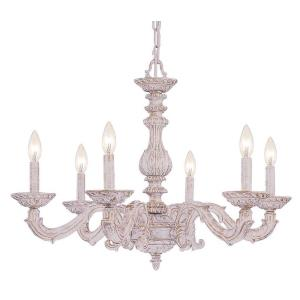 Sutton - Six Light Chandelier