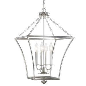Broche - 4 Light Lantern