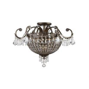 Vanderbilt  Colonial 6 Light Ceiling Mount