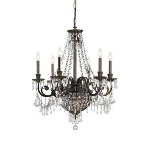 Vanderbilt - Six Light Chandelier