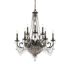 Vanderbilt - Twelve Light Chandelier
