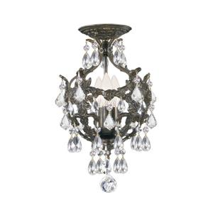Legacy - Three Light Mini Chandelier