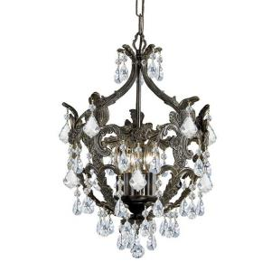 Legacy - Five Light Mini Chandelier