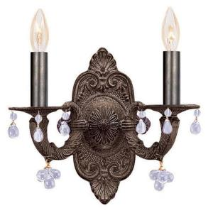Sutton - Two Light Wall Sconce