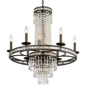 Mercer - Six Light Chandelier