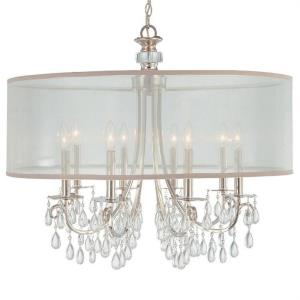 Hampton - Eight Light Chandelier