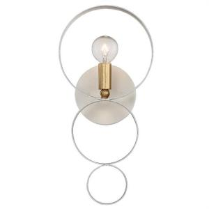 Luna - One Light Sphere Wall Sconce
