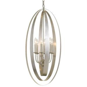 Luna - Six Light Pendant
