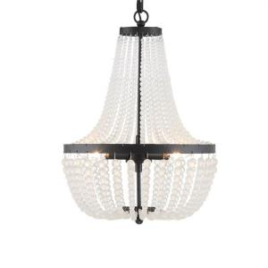 Rylee - 3 Light Chandelier in Classic Style - 14 Inches Wide by 19 Inches High