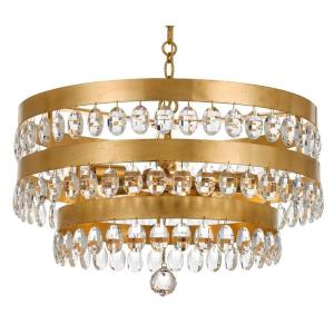 Perla - Five Light Chandelier