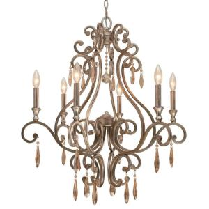 Shelby - Six Light Chandelier