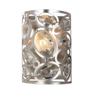 Sterling - One Light Wall Sconce in classic, elegant, and casual Style - 6 Inches Wide by 8.25 Inches High