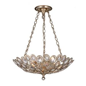 Sterling - Three Light Chandelier