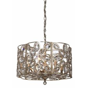 Sterling - Six Light Chandelier