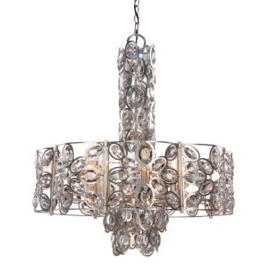 Sterling - Eight Light Chandelier