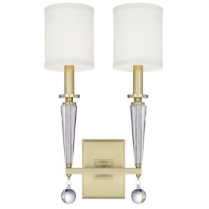 Paxton - Two Light Wall Sconce